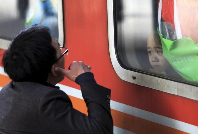 """Cuộc """"đại di dân"""" ở Trung Quốc bắt đầu"""