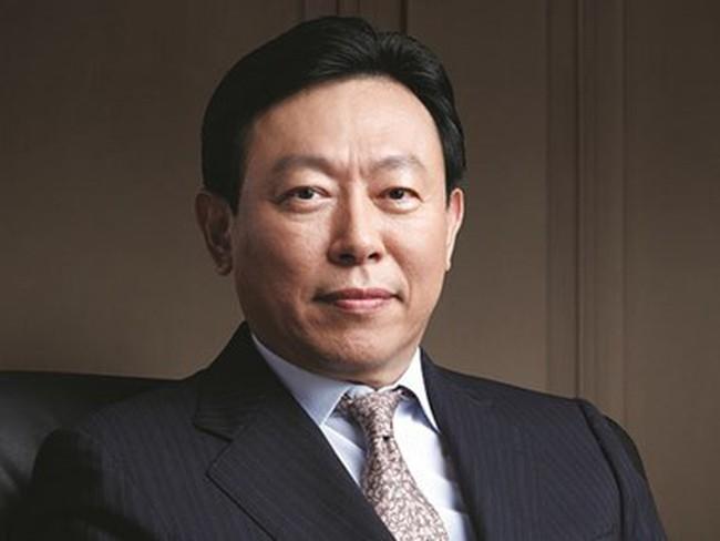 Chủ tịch Lotte thắng trong tranh giành quyền lực với cha và anh