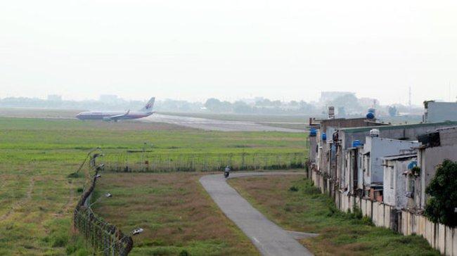 Bồi thường hơn 100 tỉ đồng, Tân Sơn Nhất có thêm 7,63ha đất