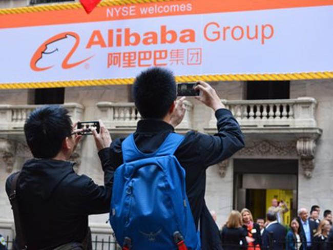 """Alibaba """"tấn công"""" thị trường quốc tế"""