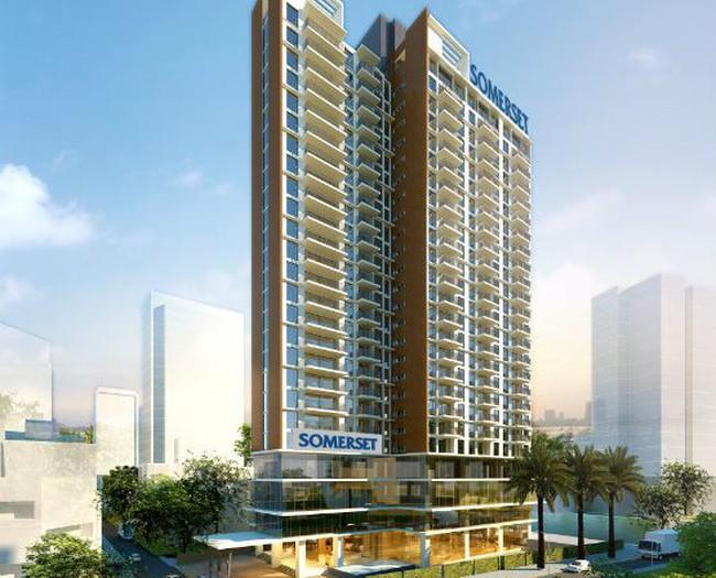 Thêm dự án căn hộ dịch vụ quốc tế  25 tầng bên Hồ Tây