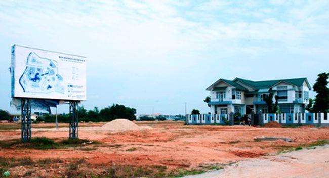 Dự án Khu đô thị Sơn Tịnh của Năm Bảy Bảy có thể phải tính lại tiền đất