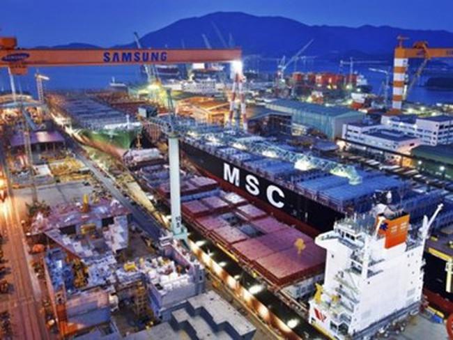 S&P nâng xếp hạng nợ ngoại tệ của Hàn Quốc lên mức AA-