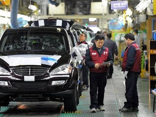 Hàn Quốc sở hữu hơn 8.000 công ty có vốn đầu tư nước ngoài
