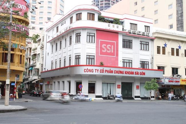 SSI Hợp nhất: Tự doanh quý 4 lỗ 32,3 triệu đồng, LNST cả năm 2014 đạt 725 tỷ đồng