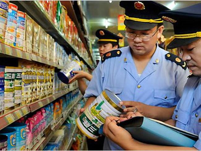 Ấn Độ đề nghị kéo dài lệnh cấm nhập sữa của Trung Quốc