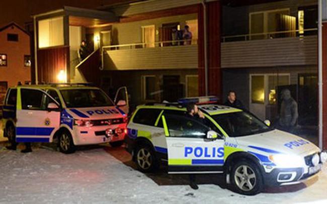 Thụy Điển thả nghi phạm khủng bố