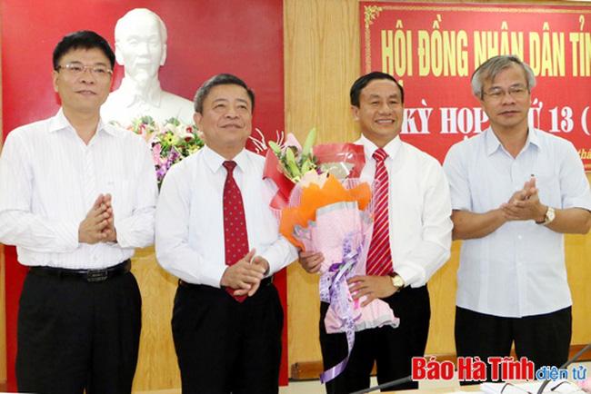 Ông Lê Đình Sơn được bầu làm Phó Bí thư Tỉnh ủy Hà Tĩnh