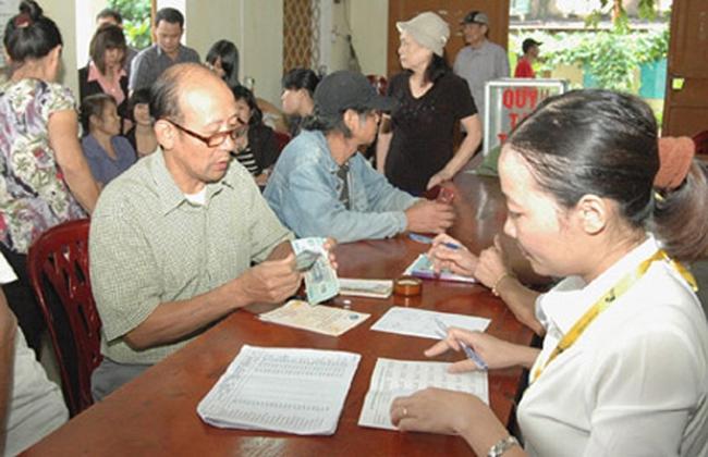 Xem xét tăng lương hưu trong tháng 9