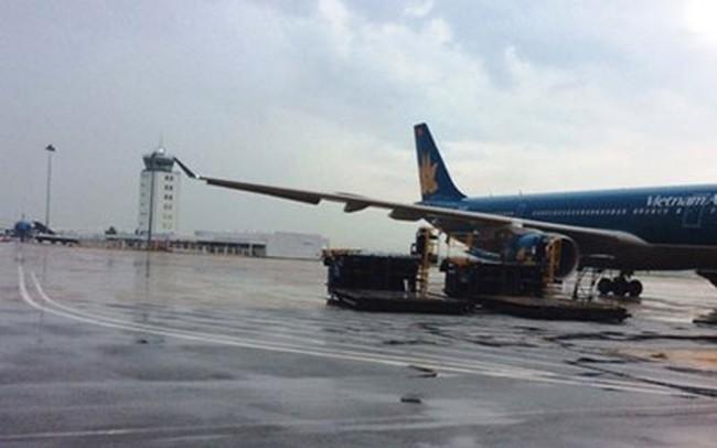 Sân bay Tân Sơn Nhất có nguy cơ đóng cửa vì ngập
