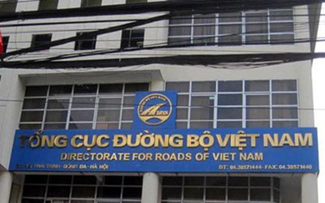 Tổng cục Đường bộ Việt Nam bị khởi kiện ra tòa
