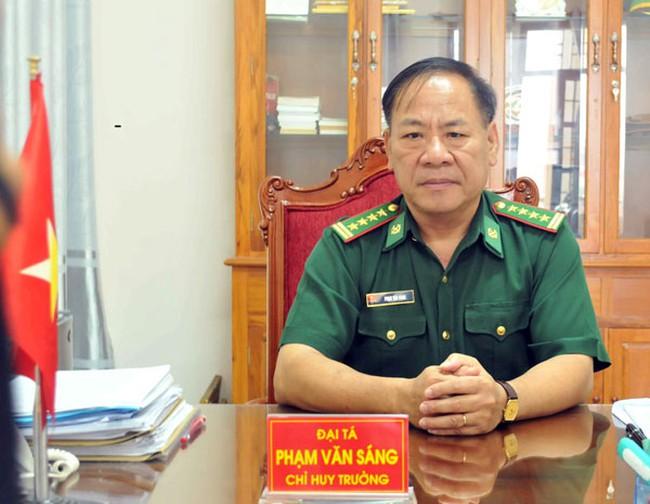 Tàu chở đối tượng nổ súng mang số hiệu THAI POLICE 528