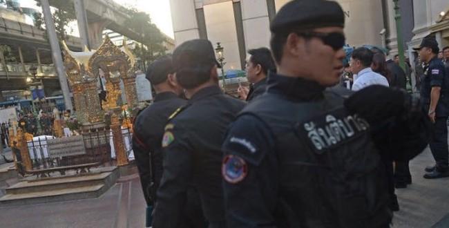 Thái Lan lại phát hiện một quả bom lớn ở Bangkok