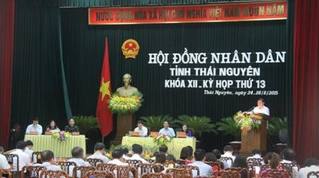 Thái Nguyên có Phó Chủ tịch tỉnh mới
