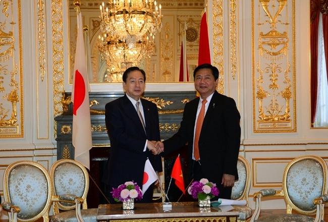 Nhật Bản mong muốn tham gia dự án cảng hàng không Long Thành
