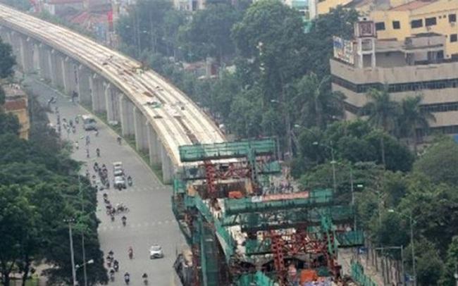 Vì sao vốn vay cho đường sắt Cát Linh - Hà Đông tăng mạnh?