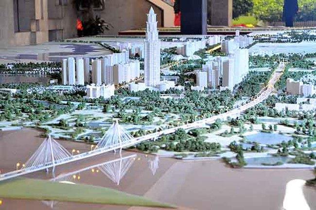 Quản lý chặt đầu tư, xây dựng dự án dọc trục Nhật Tân-Nội Bài