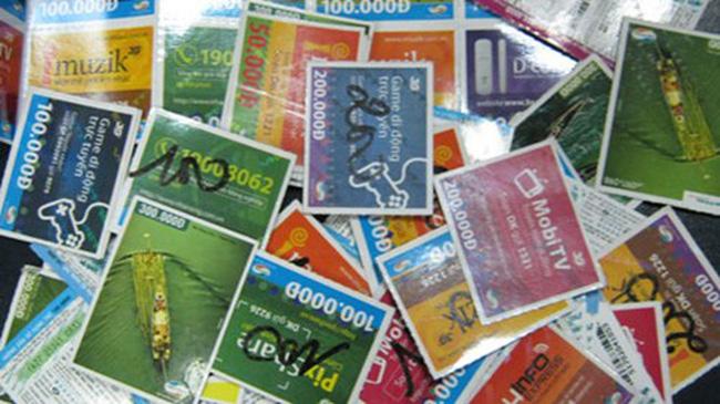 """""""Siêu lừa"""" 140 tỷ đồng từ bán sim, thẻ điện thoại lĩnh án"""
