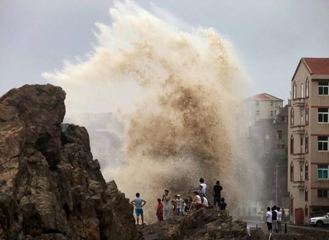 Trung Quốc, Đài Loan có thể thiệt hại 1 tỷ USD vì bão Soudelor