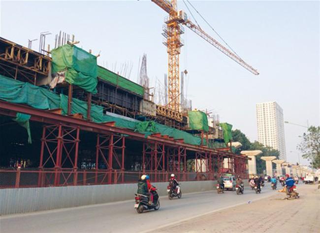 Đẩy nhanh tiến độ các công trình đang xây dựng