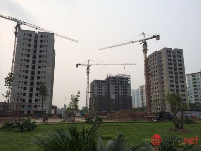 """Thị trường nhà đất chưa có nguy cơ xảy ra """"bong bóng"""" trong năm 2015, 2016"""