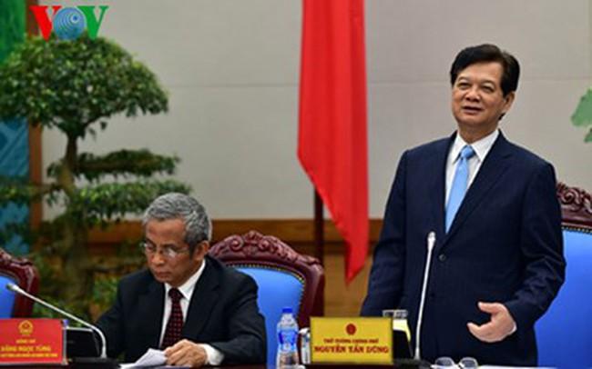 Thủ tướng Nguyễn Tấn Dũng: Công nhân bị nợ lương thì khổ lắm!