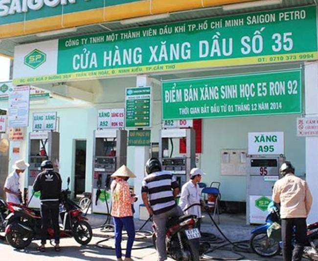 Nhiều đại lý, cửa hàng xăng dầu chưa mặn mà kinh doanh xăng E5