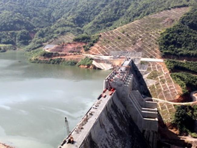 Tổng công ty Sông Đà bán dự án thủy điện ở Lào