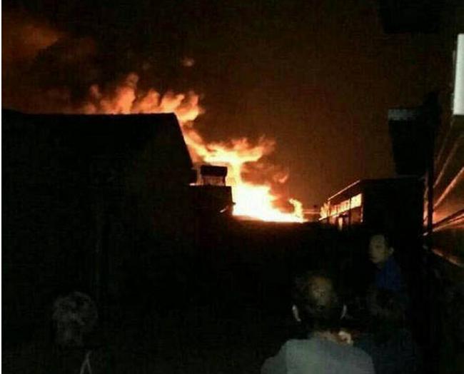 Trung Quốc: Lại nổ lớn tại Thiên Tân
