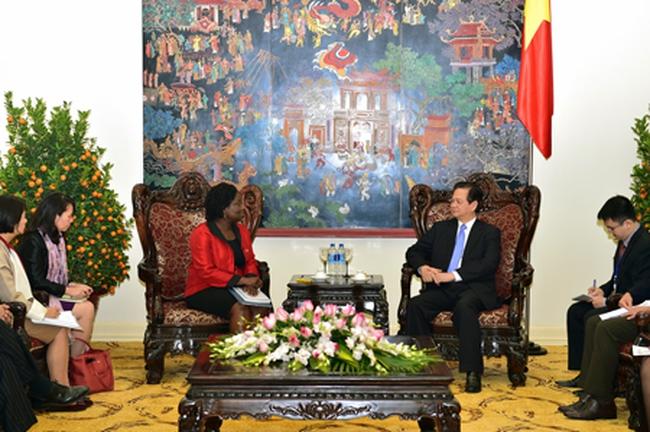 """Giám đốc WB """"hiến kế"""" cải thiện môi trường kinh doanh cho Việt Nam"""