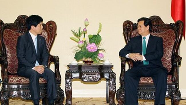 Nhật Bản tiếp tục cam kết ODA cho Việt Nam