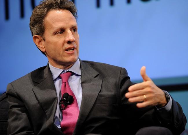 Tim Geithner - người hóa giải khủng hoảng tài chính