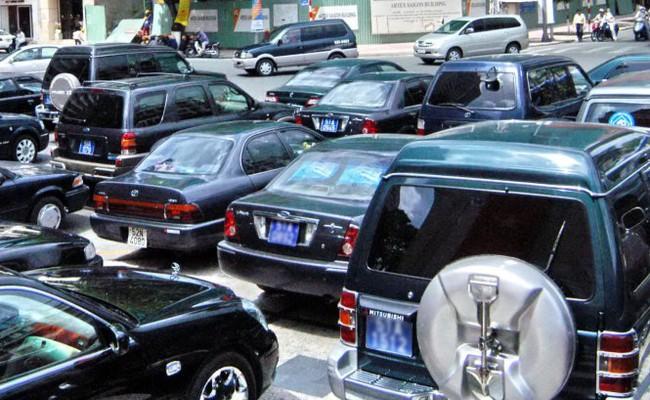 TP.HCM yêu cầu không mua xe công