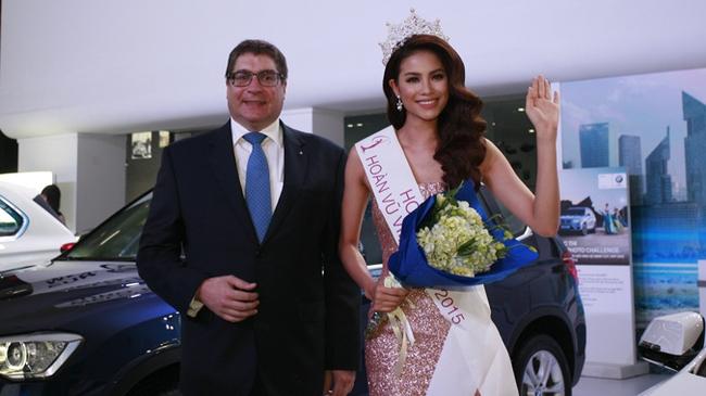 BMW Việt Nam sẽ thay Tổng Giám đốc sau khi bị truy thu thuế?