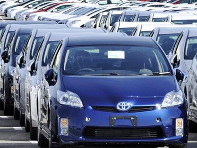 Toyota báo lỗi hơn 440.000 xe vì lỗi trong hệ thống nhiên liệu