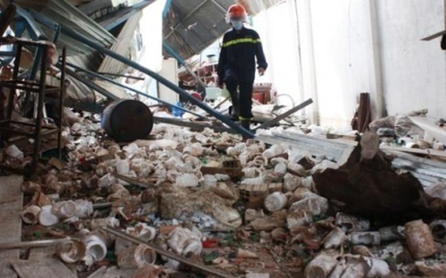 Truy tố giám đốc công ty bị nổ hóa chất khiến 3 người chết