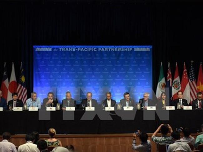 Các quan chức đàm phán của 12 nước bắt đầu vòng đàm phán TPP