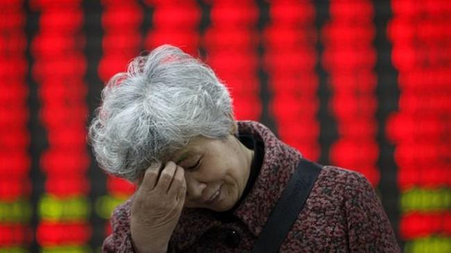 Trung Quốc dùng quỹ hưu trí cứu chứng khoán