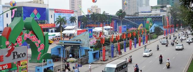 Vingroup đưa cổ phiếu công ty con Trung tâm Hội chợ Triển lãm Việt Nam lên UpCOM