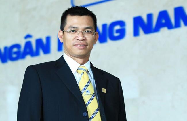 Ông Trần Ngọc Tâm thôi làm Phó Tổng giám đốc Ngân hàng Nam Á