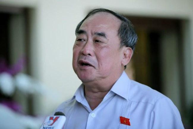 """Dự án sân bay Long Thành: Đại biểu Quốc hội """"hứa"""" sẽ... bấm nút"""