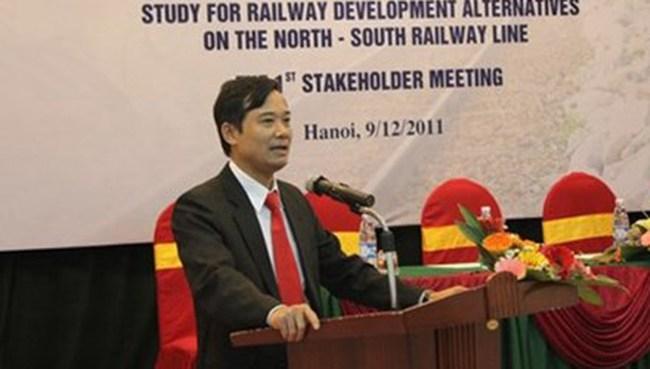 Nhóm quan chức đường sắt nhận gần 70 triệu yên của JTC