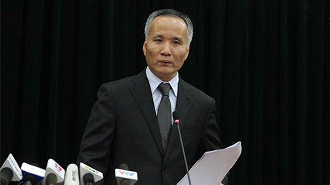 """Thứ trưởng Trần Quốc Khánh: """"Nếu Quốc hội một vài nước không thông qua TPP có thể có rủi ro"""""""