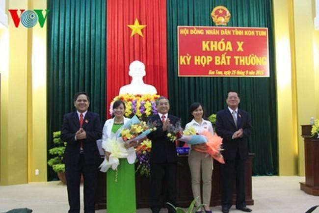 Bổ sung Phó Chủ tịch tỉnh Kon Tum