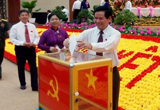 Ông Trần Trí Dũng tái đắc cử Bí thư tỉnh ủy Trà Vinh