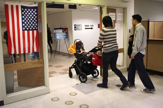 Dân Trung Quốc di cư sang Mỹ đông nhất