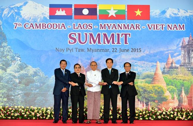 Việt Nam đề xuất ưu tiên hợp tác giữa 4 nước CLMV