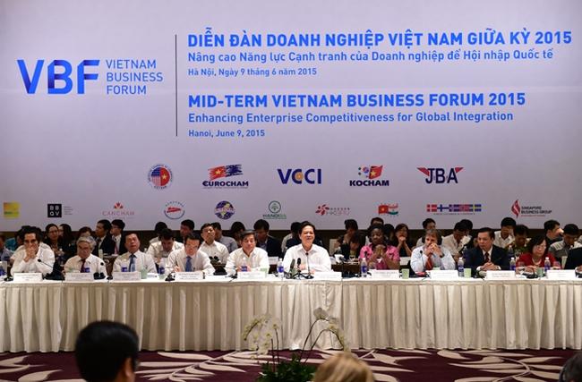 Thủ tướng: Tạo mọi thuận lợi để có môi trường kinh doanh tốt hơn