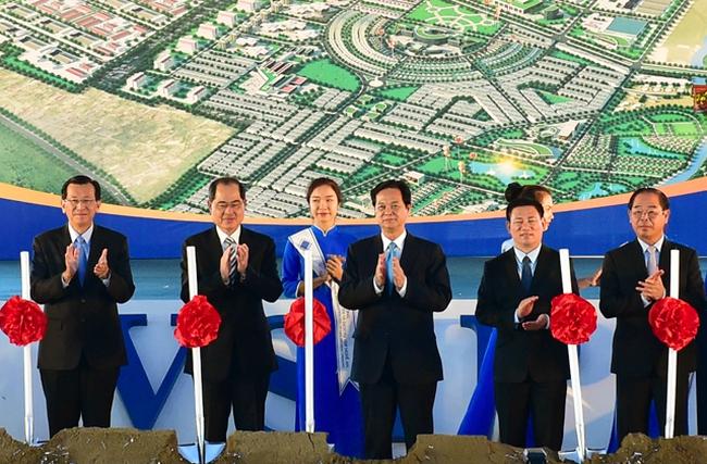 Các nhà đầu tư đã rót 8 tỷ USD vào các Khu Công nghiệp VSIP