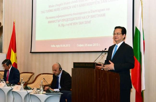 Đối thoại doanh nghiệp Việt Nam – Bulgaria